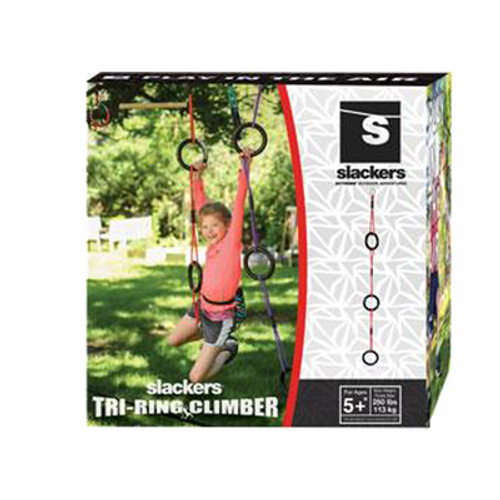 Slackers - Tri Ring Vine Climber