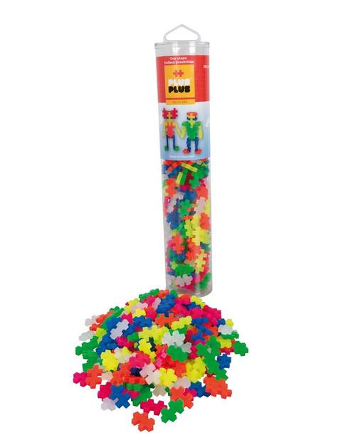 Plus Plus Neon Mix 240 Pieces