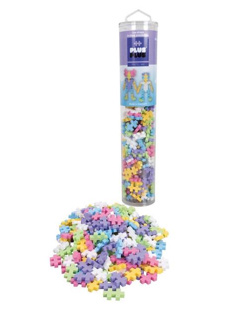Plus Plus Pastel Mix 240 Pieces