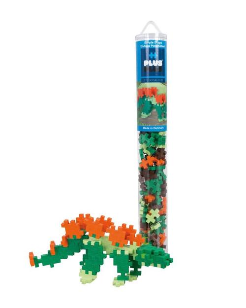 Plus Plus Stegosaurus 100 Pieces