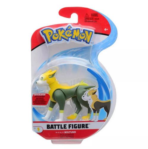 Pokemon Battle Figure Pack - Boltund