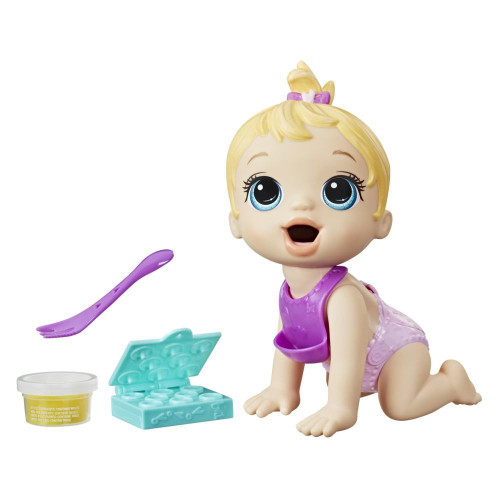 Baby Alive Lil Snacks (Blonde Hair)