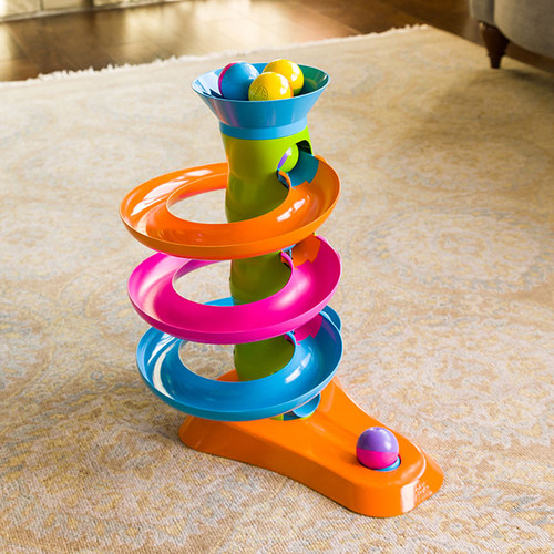 Fat Brain Toys - RollAgain Tower