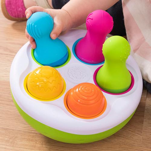 Fat Brain Toys - Spinny Pins