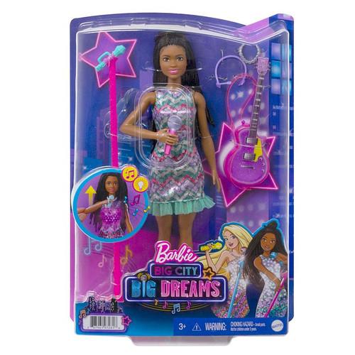 Barbie Big City Big Dreams Feature Doll GYJ22