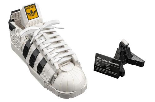 Lego Creator Expert - adidas Originals Superstar