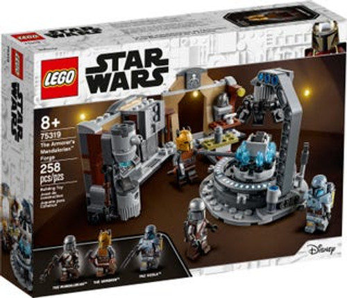 Lego Star Wars - The Armorers Mandalorian Forge