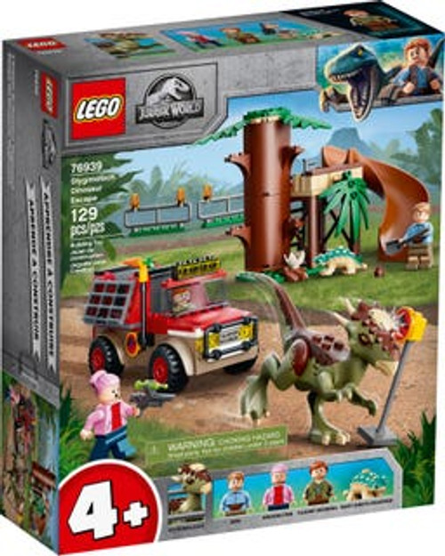 Lego Jurassic World - Stygimoloch Dinosaur Escape