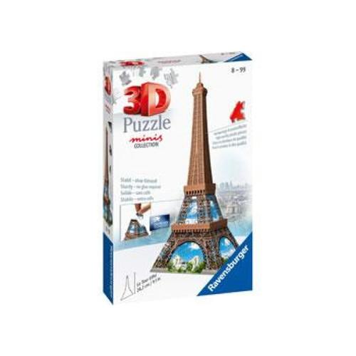 Ravensburger Mini Eiffel Tower 3D Puzzle 54 Piece