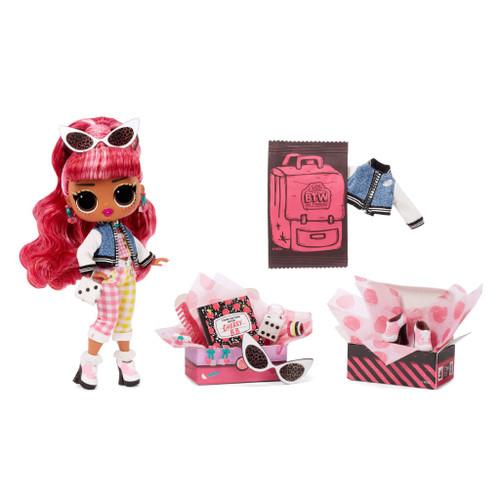 L.O.L. Surprise B.T.W. Be Tweens Fashion Doll Cherry B.B.