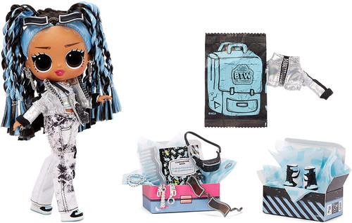 L.O.L. Surprise B.T.W. Be Tweens Fashion Doll Freshest
