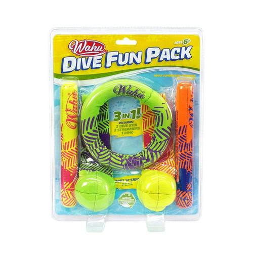 Wahu Dive Fun Pack