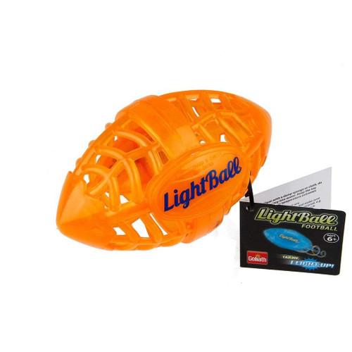 Lightball Illuminated Football Mini - Orange