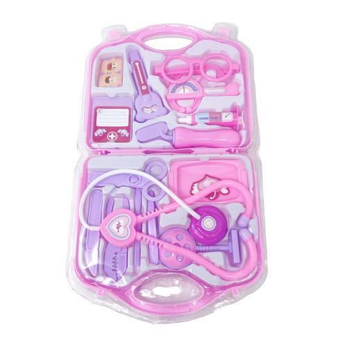Doctor Medical Play Set - Pink