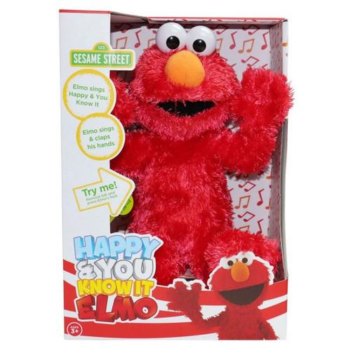 Sesame Street Happy & You Know It Elmo
