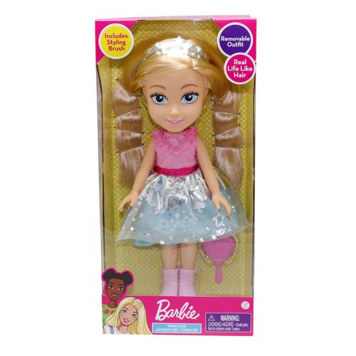Barbie 13 Inch Toddler Doll - Princess Adventure Toddlerr