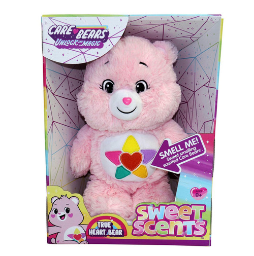 Care Bears Unlock The Magic Scented True Heart Bear