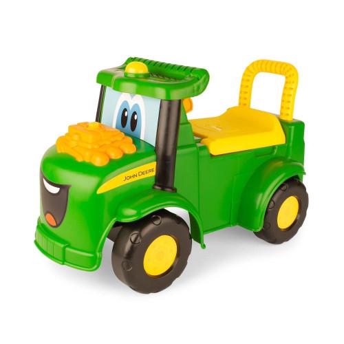John Deere Johnny Tractor Foot to Floor Ride On