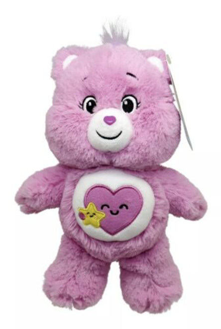 Care Bears Unlock the Magic Beanie Plush - Take Care Bear