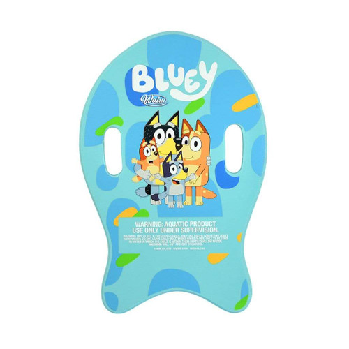 Bluey Kick Board