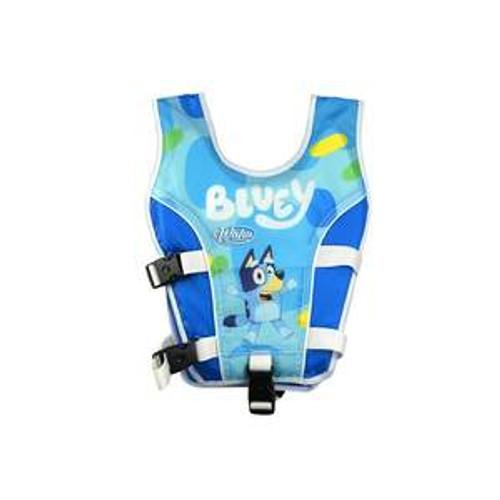 Swim Vest Medium 20-30kg - Bluey