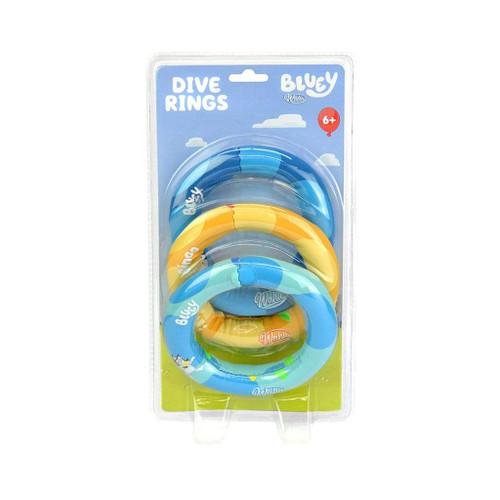 Bluey Dive Rings