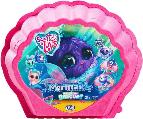 Little Live Pets Scruff-A-Luvs Mermaids