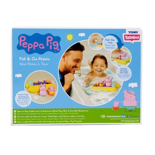 Peppa Pull & Go Pedalo