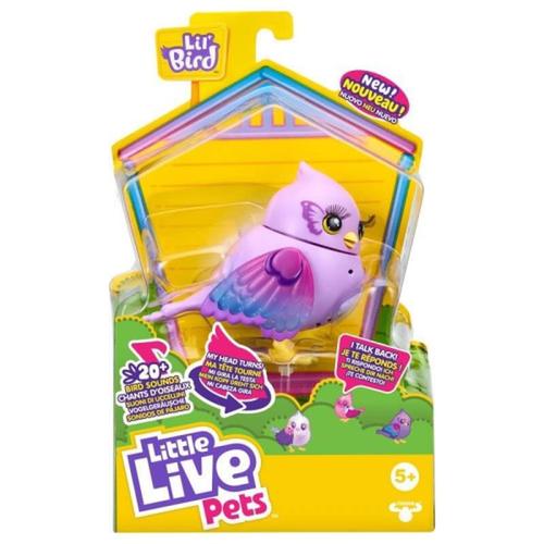 Little Live Petes Lil Bird - Fluttertail