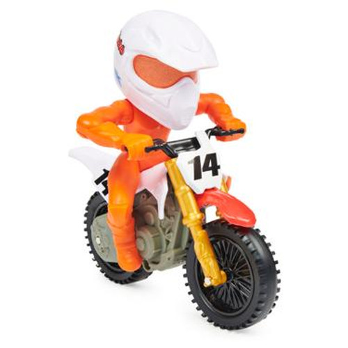 Supercross Race & Wheelie - Ricky Carmichael