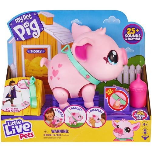 Little Live Pets - My Pet Pig