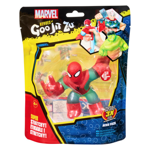 Marvel Heroes of Goo Jit Zu - Spiderman Radioactive