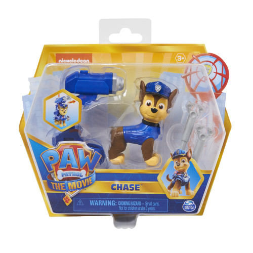 Paw Patrol Movie Hero Pups - Chase