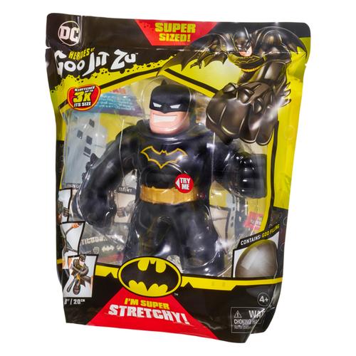 DC Heroes of Goo Jit Zu - 8 Inch Batman Super Stretch