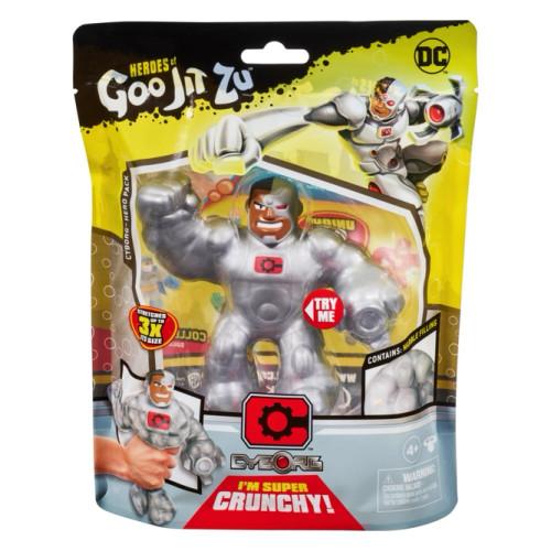 DC Heroes of Goo Jit Zu - Cyborg