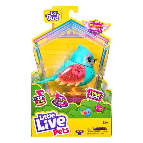 Little Live Pets - Lil Bird Surfy Chirps