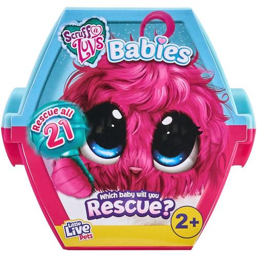 Scruff-A-Luvs Babies Surprise
