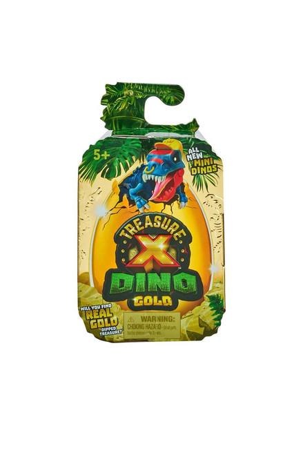 Treasure X Dino Gold Mini Dinos Series 2