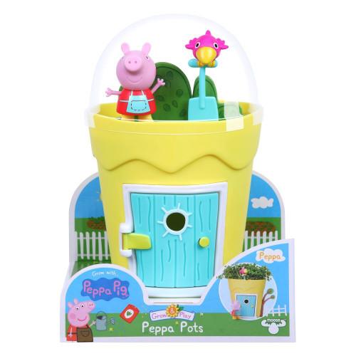 Peppa Pots Grow & Play - Peppa