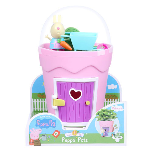 Peppa Pots Grow & Play - Rebecca