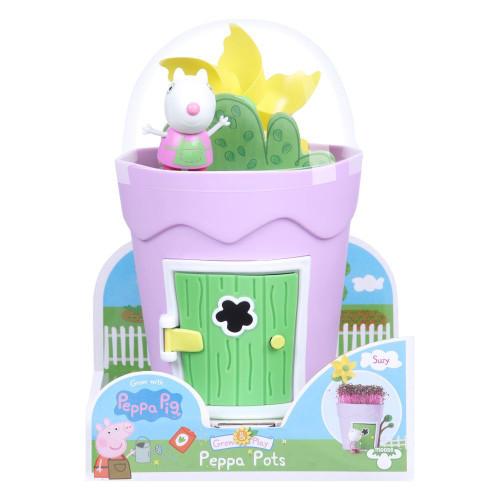 Peppa Pots Grow & Play - Suzy