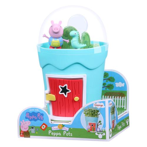 Peppa Pots Grow & Play - George