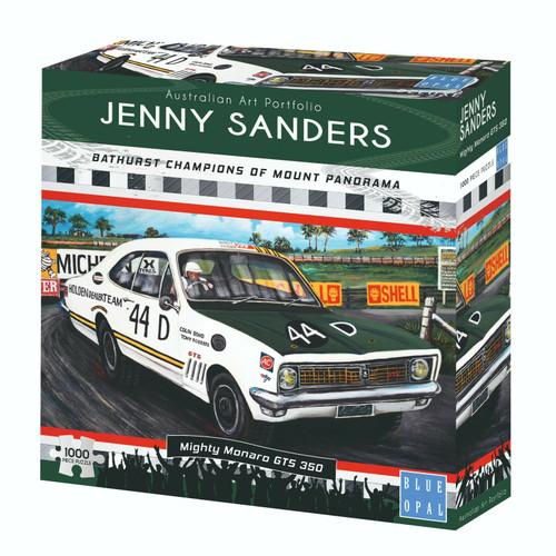Blue Opal Jenny Saunders Mighty Monaro GTS 350 1000Pce Puzzl