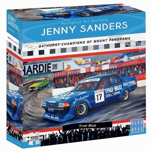 Blue Opal Jenny SaundersTru Blu XMO 17 1000 Pce Puzzle