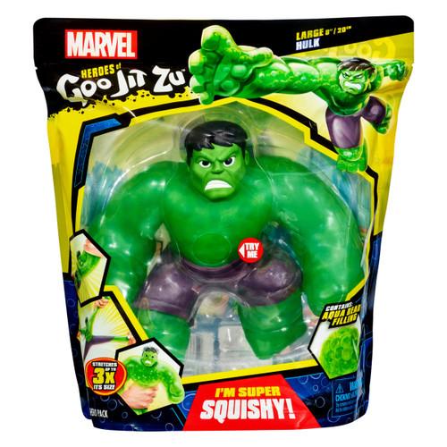 Marvel Heroes Of Goo Jit Zu - Large 20cm Hulk
