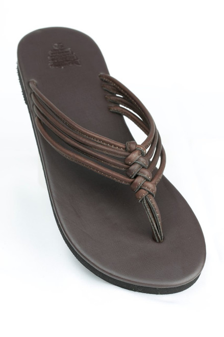 Platty Buffalo  Leather Sandal