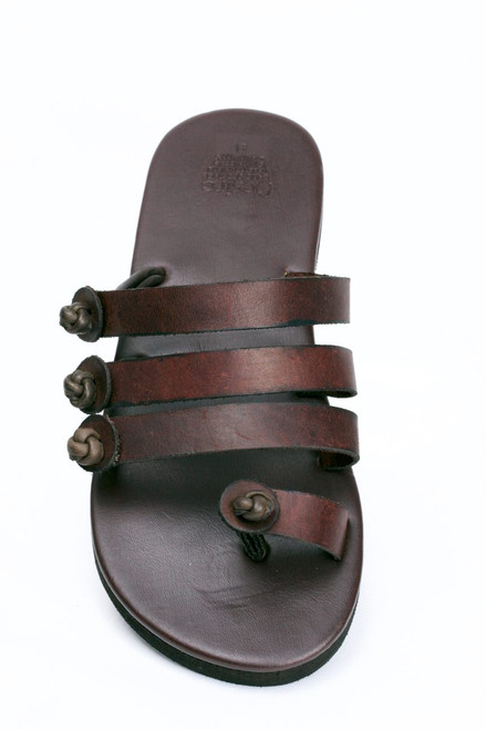 Randy Buffalo  Leather Sandal
