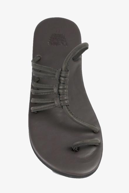 Buffalo leather sandal m2