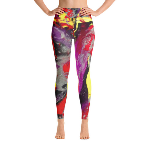 Empowerment Yoga Leggings