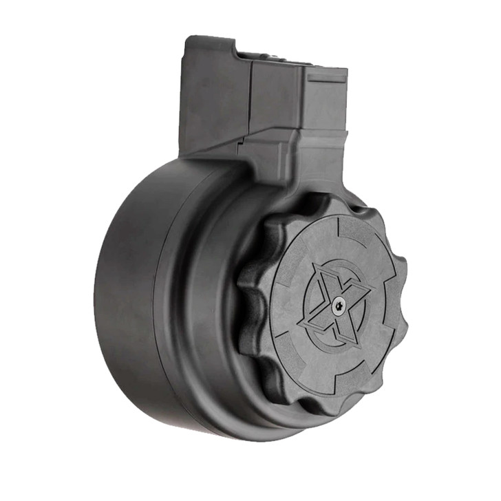 Heckler and Koch X-91 50Round High Capacity Drum Mag